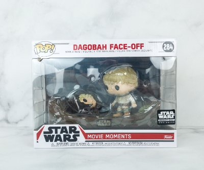 Funko Pop Star Wars 284 Dagobah Face-Off Smugglers Bounty