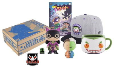 Funko Pop DC Box Legion Of Collectors Villains