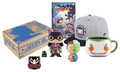 Funko Pop DC Box Legion Of Collectors Villains