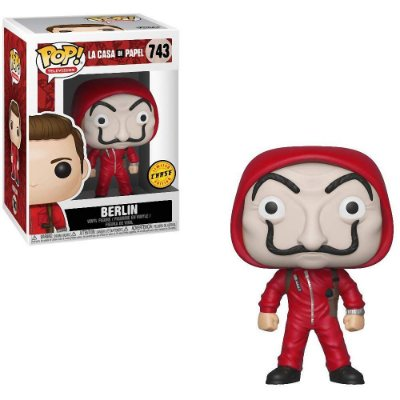 Funko Pop La Casa De Papel 743 Berlin Chase Edition