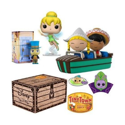 Funko Pop Disney Box Collectors Treasures Tiny Town