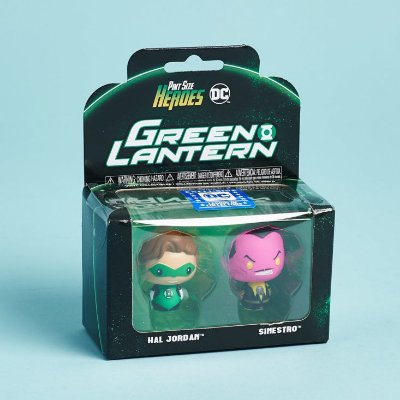 Funko Pint Size DC Green Lantern Hal Jordan / Sinestro
