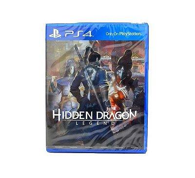 Hidden Dragon Legend - PS4