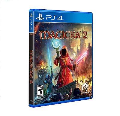 Magicka 2 Limited Run #139 - PS4
