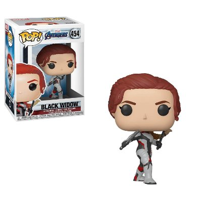 Funko Pop Avengers Endgame 454 Black Widow