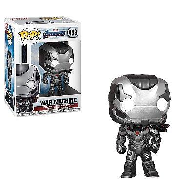 Funko Pop Avengers Endgame 458 War Machine