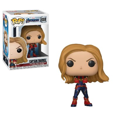 Funko Pop Avengers Endgame 459 Captain Marvel