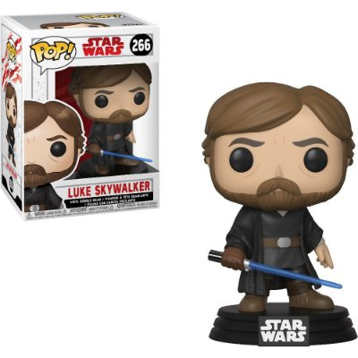 Funko Pop Star Wars The Last Jedi 266 Luke Skywalker