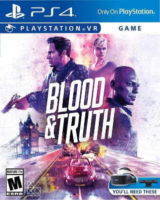 Blood & Truth - PS4 VR
