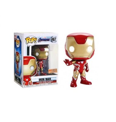 Funko Pop Avengers Endgame 467 Iron Man Exclusive