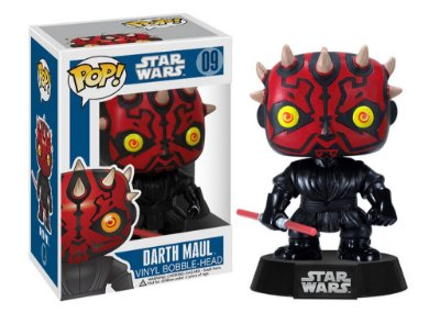 Funko Star Wars 09 Darth Maul