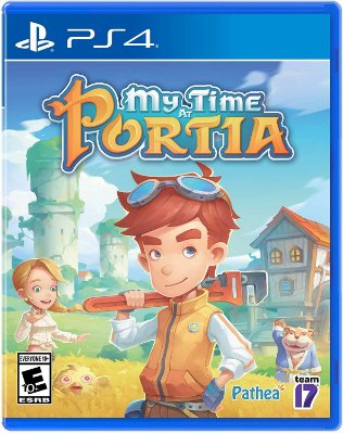 My Time at Portia - PS4
