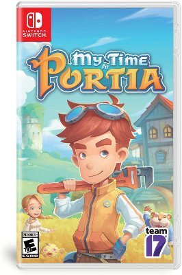 My Time at Portia - Switch