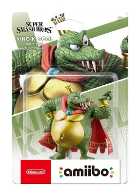 Amiibo King K. Rool Super Smash Bros
