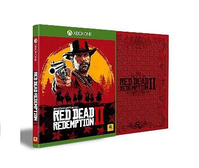 Red Dead Redemption 2 Exclusive SteelBook Edition