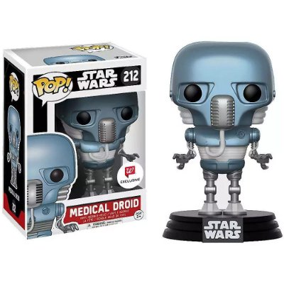 Funko Pop Star Wars 212 Medical Droid 2-1B Exclusive
