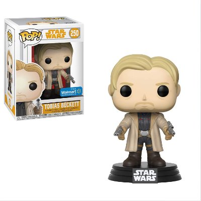 Funko Pop Star Wars 250 Tobias Beckett Exclusive