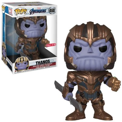 Funko Pop Avengers Endgame 460 Thanos 26cm Exclusive