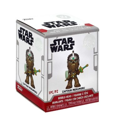 Funko Mystery Mini Star Wars Captain Merumeru Exclusive