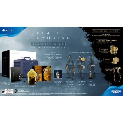 Death Stranding Collectors Edition - PS4