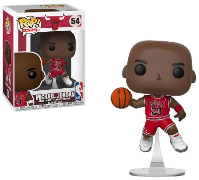 Funko Pop NBA 54 Michael Jordan Chicago Bulls