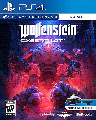 Wolfenstein Cyberpilot VR - PS4 VR