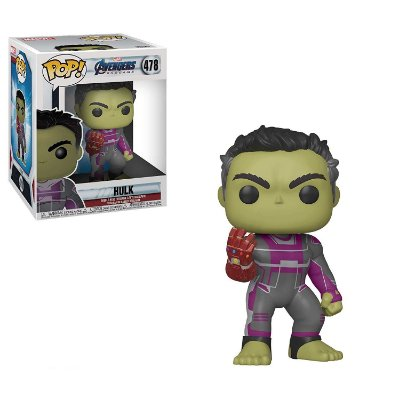 Funko Pop Marvel Avengers Endgame 478 Hulk with Gauntlet