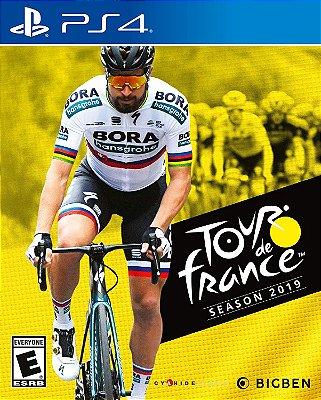 Tour De France Season 2019 - PS4