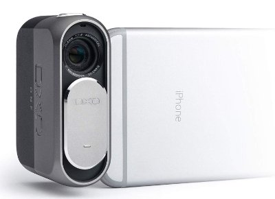 Digital Connected Camera DxO ONE 20.2MP iPhone iPad Wi-Fi