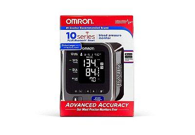 Monitor De Pressão Braço Bluetooth Omron 10 Series 2 Usuários