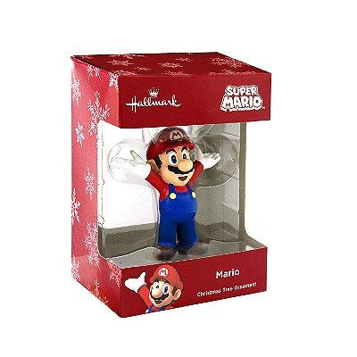 Ornamento Arvore Natal Hallmark Super Mario Bros