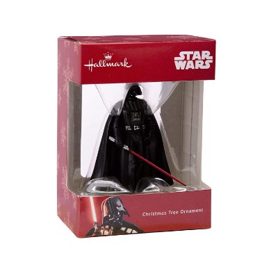 Ornamento Arvore Natal Hallmark Star Wars Darth Vader