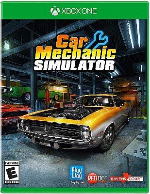 Car Mechanic Simulator - Xbox One