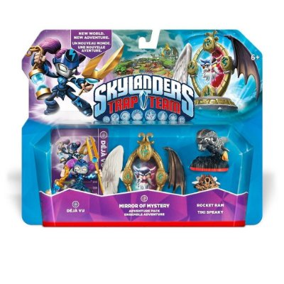 Skylanders Trap Team: Mirror Of Mystery Level Pack Deja Vu