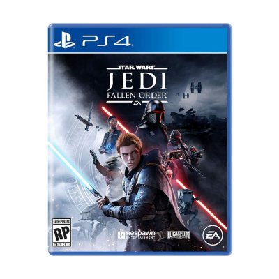 Star Wars Jedi Fallen Order + Adesivo Star Wars - PS4