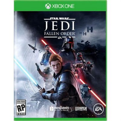 Star Wars Jedi Fallen Order + Adesivo Star Wars - Xbox One