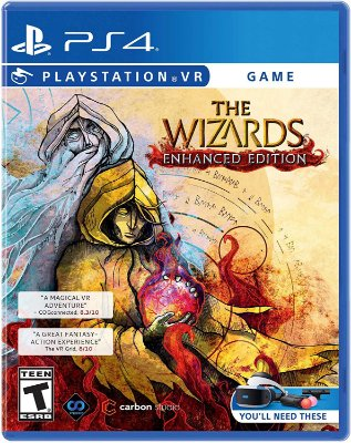 The Wizards Enhanced Edition - PS4 VR