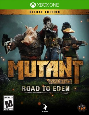 Mutant Year Zero Road to Eden Deluxe Edition - Xbox One