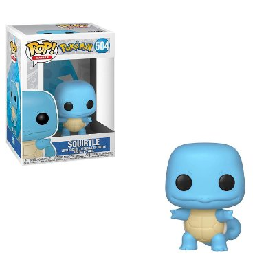 Funko Pop Pokemon 504 Squirtle