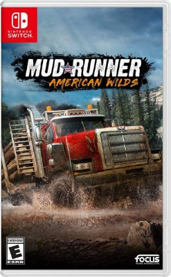 Mudrunner American Wilds Edition - Switch