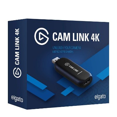 Elgato Cam Link 4K Compact HDMI Capture Device