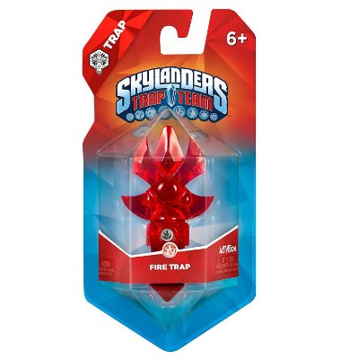 Skylanders Trap Team Fire Element Trap Armadilha Fogo