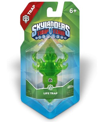 Skylanders Trap Team Life Element Trap Armadilha Vida