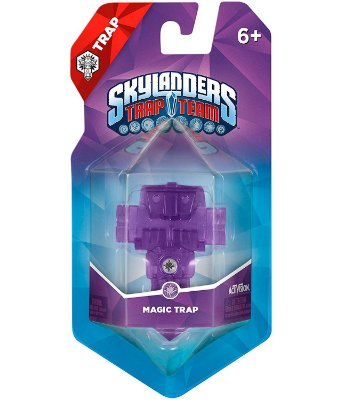 Skylanders Trap Team Magic Element Trap Armadilha Magia