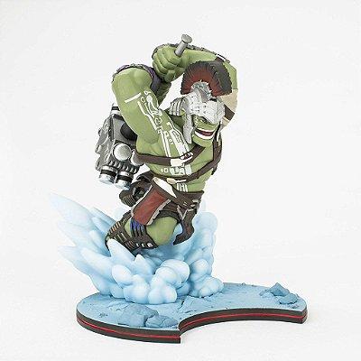 Hulk Ragnarok Marvel Q-Fig Diorama QMx
