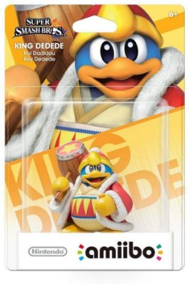 Amiibo King Dedede Super Smash Bros Series