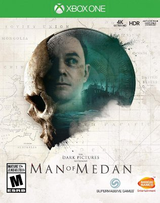 The Dark Pictures Anthology Man of Medan - Xbox One