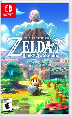 Legend of Zelda Link's Awakening - Switch