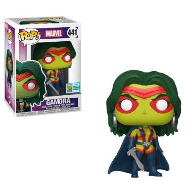 Funko Pop Marvel 441 Gamora SDCC Exclusive