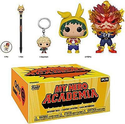 Funko Pop Collectors Box My Hero Academia Exclusive